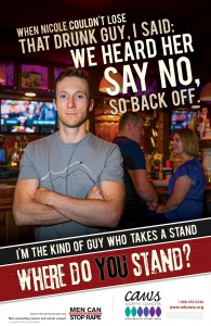General sexual assault posters & postcards