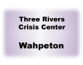Three Rivers Crisis Center Wahpeton