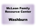 McLean Family Resource Center Washburn